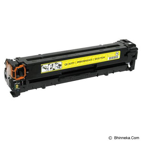 HP Yellow Toner 128A [CE322A] - Toner Printer Hp